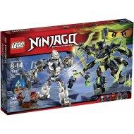 Lego Ninjago - Bitka s titánskými robotmi 70737