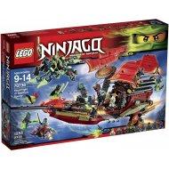 Lego Ninjago - Posledný let Odmeny osudu 70738