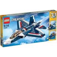 Lego  Creator - Stíhačka Blue Power 31039