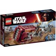 Lego  Star Wars - Reyin speeder 75099