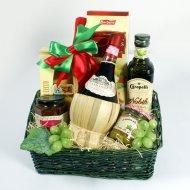 Giftier Taliansky darčekový kôš