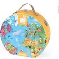 Janod Veľká mapa sveta - 300
