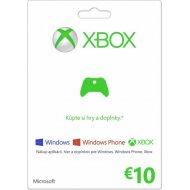 Microsoft Xbox 360 Live CSV 10 Euro