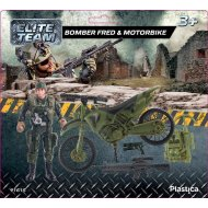 Plastica Bomber Fred & Motorka