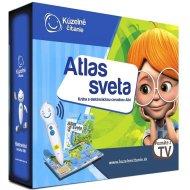 Albi Kúzelné čítanie - Atlas sveta