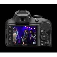 Nikon D3400 + 55-18 AF-P VR + 70-300 VR