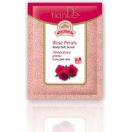 TianDE Okvetné lístky ruže soľ 60g