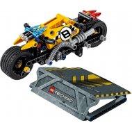 Lego Technic - Motorka pre kaskadérov 42058