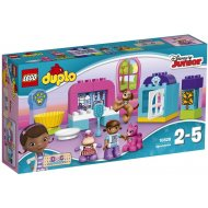 Lego Duplo - Doktorka Plyšiaková a veterinárna klinika 10828