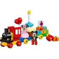 Lego Duplo - Prehliadka k narodeninám Mickeyho a Minnie 10597