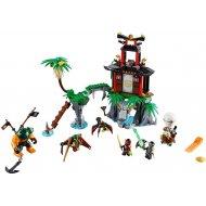 Lego Ninjago - Ostrov Tigria vdova 70604