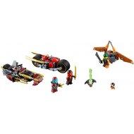 Lego Ninjago - Naháňačka nindža motoriek 70600