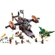 Lego Ninjago - Nešťastná tvrz 70605