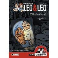Detektívna kancelária Leo & Leo Záhadná lúpež v galérii