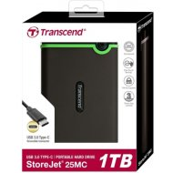 Transcend StoreJet 25MC TS1TSJ25MC 1TB