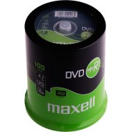 Maxell DVD+R 4.7GB 100ks