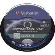 Verbatim 43824 DVD-R 4.7GB 10ks