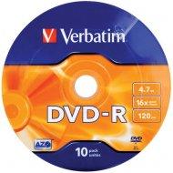 Verbatim 43729 DVD-R 4.7GB 10ks