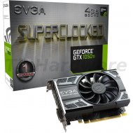 Evga GeForce GTX1050Ti 4GB 04G-P4-6253-KR