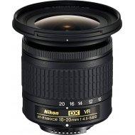 Nikon AF-P 10-20mm f/4.5-5.6G DX VR