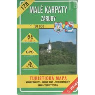 Malé Karpaty - Záruby - turistická mapa č. 128