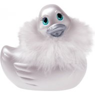 Big Teaze Toys I Rub My Duckie Travel Paris White