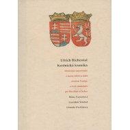 Ulrich Richental - Kostnická kronika