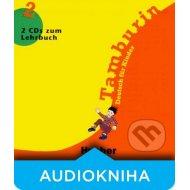 Tamburin 2 -2 CDs zum Lehrbuch