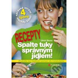 Spalte tuky správným jídlem - recepty