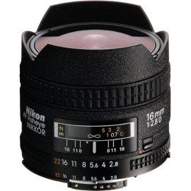 Nikon AF Fisheye-Nikkor 16mm f/2.8D A
