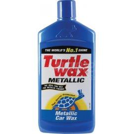 Turtle Wax Metallic Wax 500ml