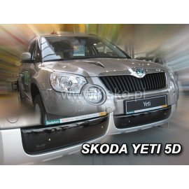 Heko zimná clona Škoda Yeti od 2009 do 2013