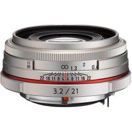 Pentax DA 21mm f/3.2 AL Limited